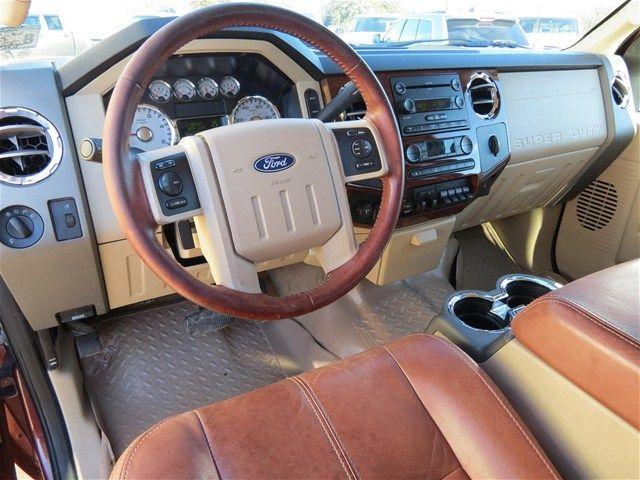 2008 Ford F 250 Lariat King Ranch 6 4l V8 Diesel 4 Wheel Drive