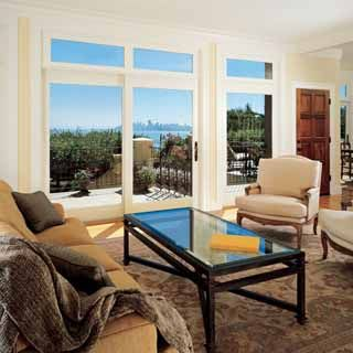 Glare Reducing Window Tinting Films Home Office Glare Control Window Tint Film Sliding French Doors Contemporary Windows And Doors French Doors Patio
