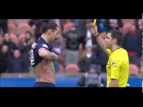 Zlatan Ibrahimović Amazing Goal | PSG - Caen 1:0 | 14.2.2015 | HD |
