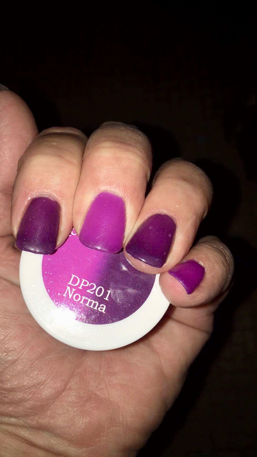 Pin On Dip Nail Color