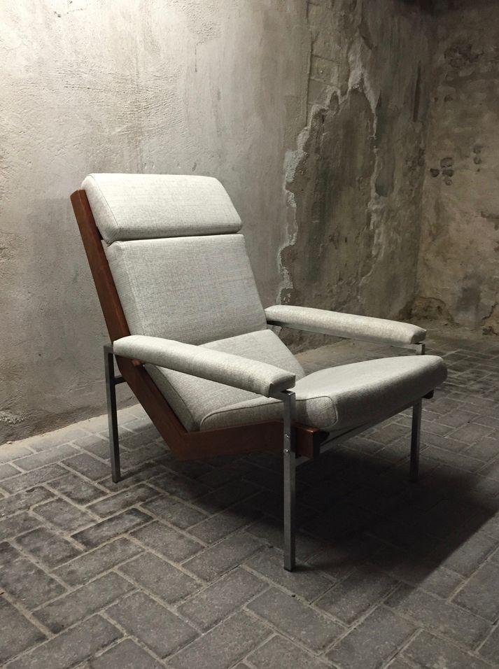 Stoelen Van Gelderland.Rob Parry Lotus Chair Gelderland Holland Vintage Dutch Design