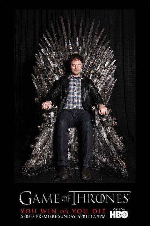 Rainn of Thrones