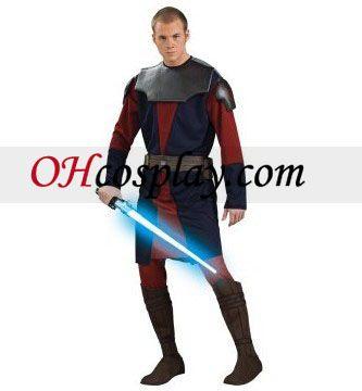 Star Wars Clone Wars Deluxe Anakin Skywalker Adult Costumes