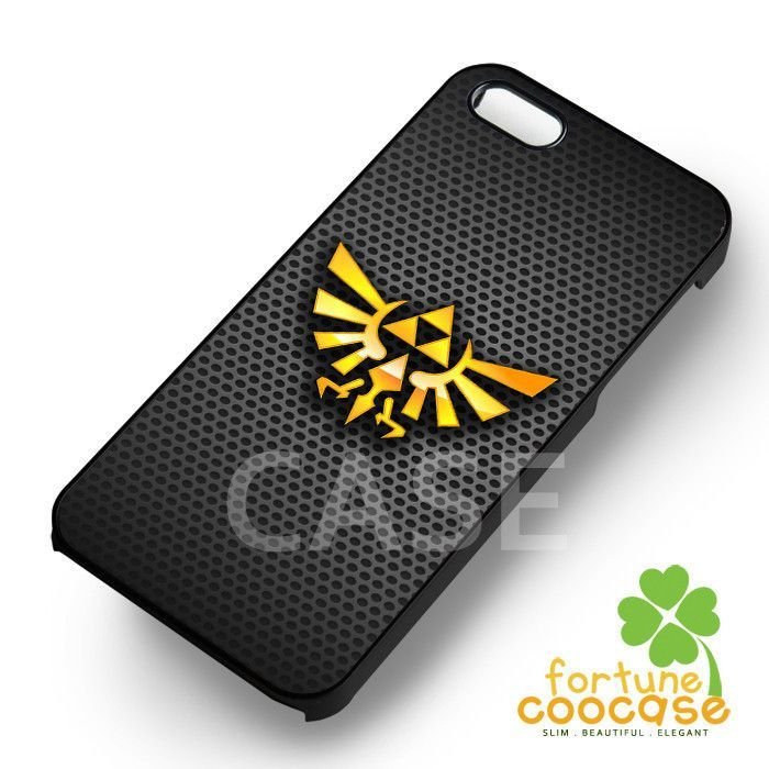 Shining Triforce Zelda - zd for iPhone 6S case, iPhone 5s case, iPhone 6 case, iPhone 4S, Samsung S6 Edge