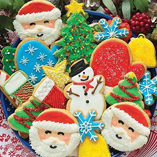 Springbok Cookies and Christmas 500 piece Jigsaw Puzzle Springbok