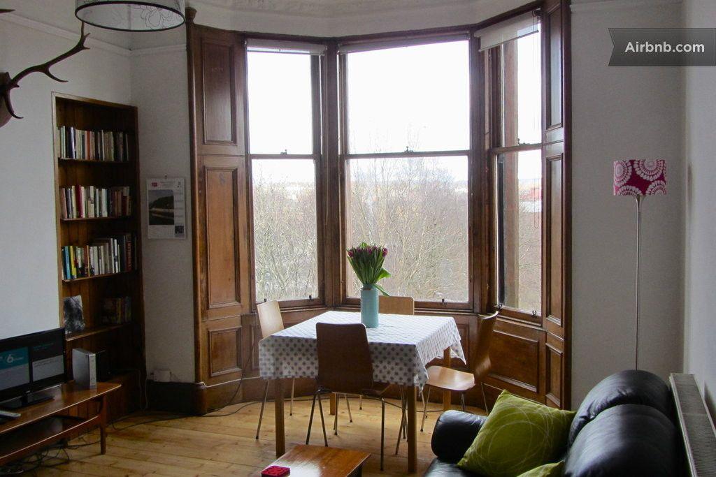 See Glasgow - Stay in Garnethill in Glasgow