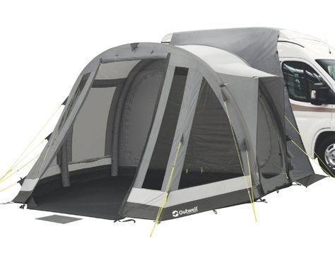 San Diego Freeway Smart-Air Drive Away Awning - Tall (With ...