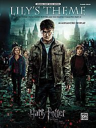 Lily S Theme Main Theme From Harry Potter And The Deathly Hallows Part 2 Harry Potter Deathly Hallows Main Theme
