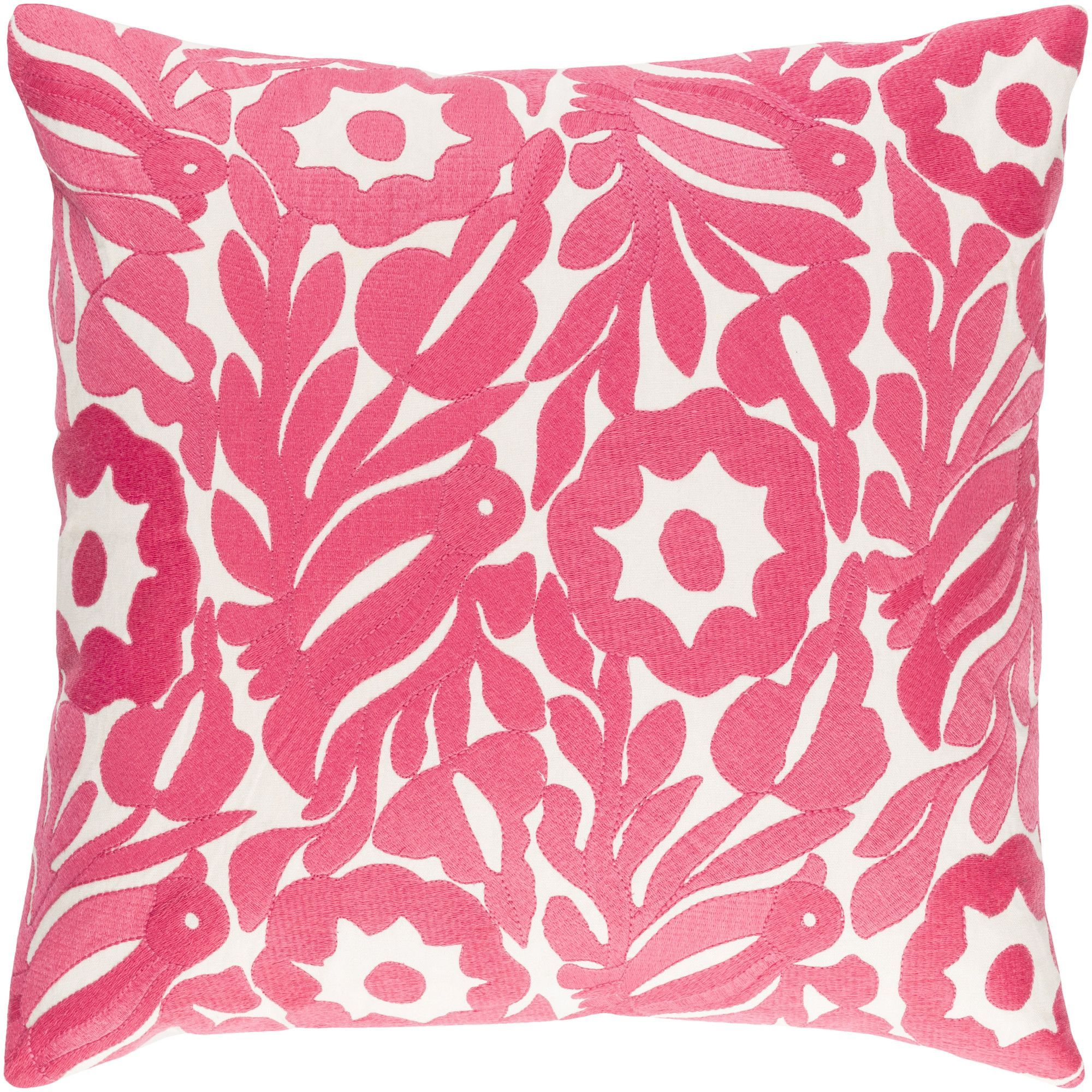 Serpa Cotton Pillow Cover