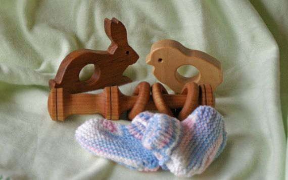Babys first easter gift set natural wood baby toys by babyrooz babys first easter gift set natural wood baby toys by babyrooz 2995 negle Choice Image