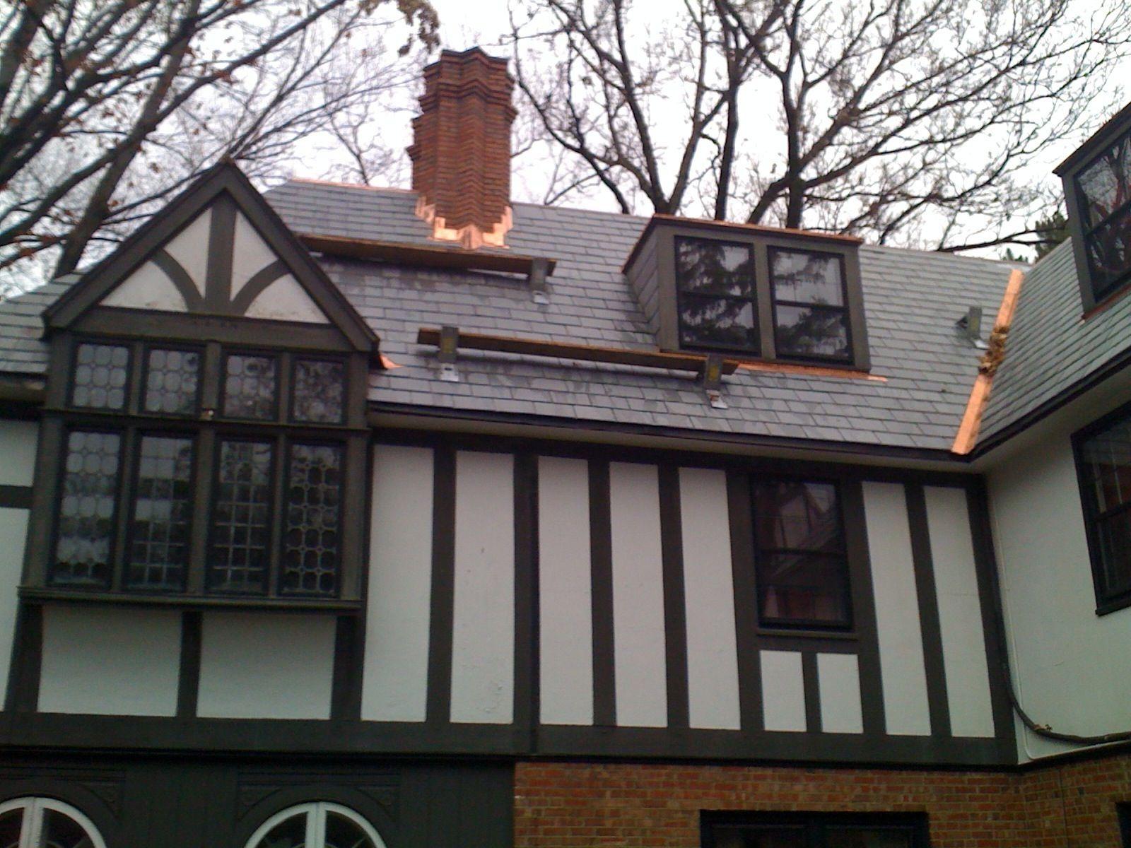 Slate Roof Restoration Experts Tudor Roofing Artisans Roof Restoration Slate Roof Roof