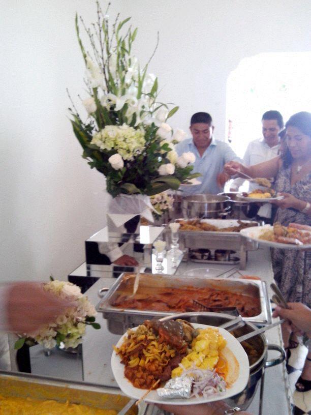 Deliciosa comida criolla con elegancia | Buffet Criollo | Pinterest ...