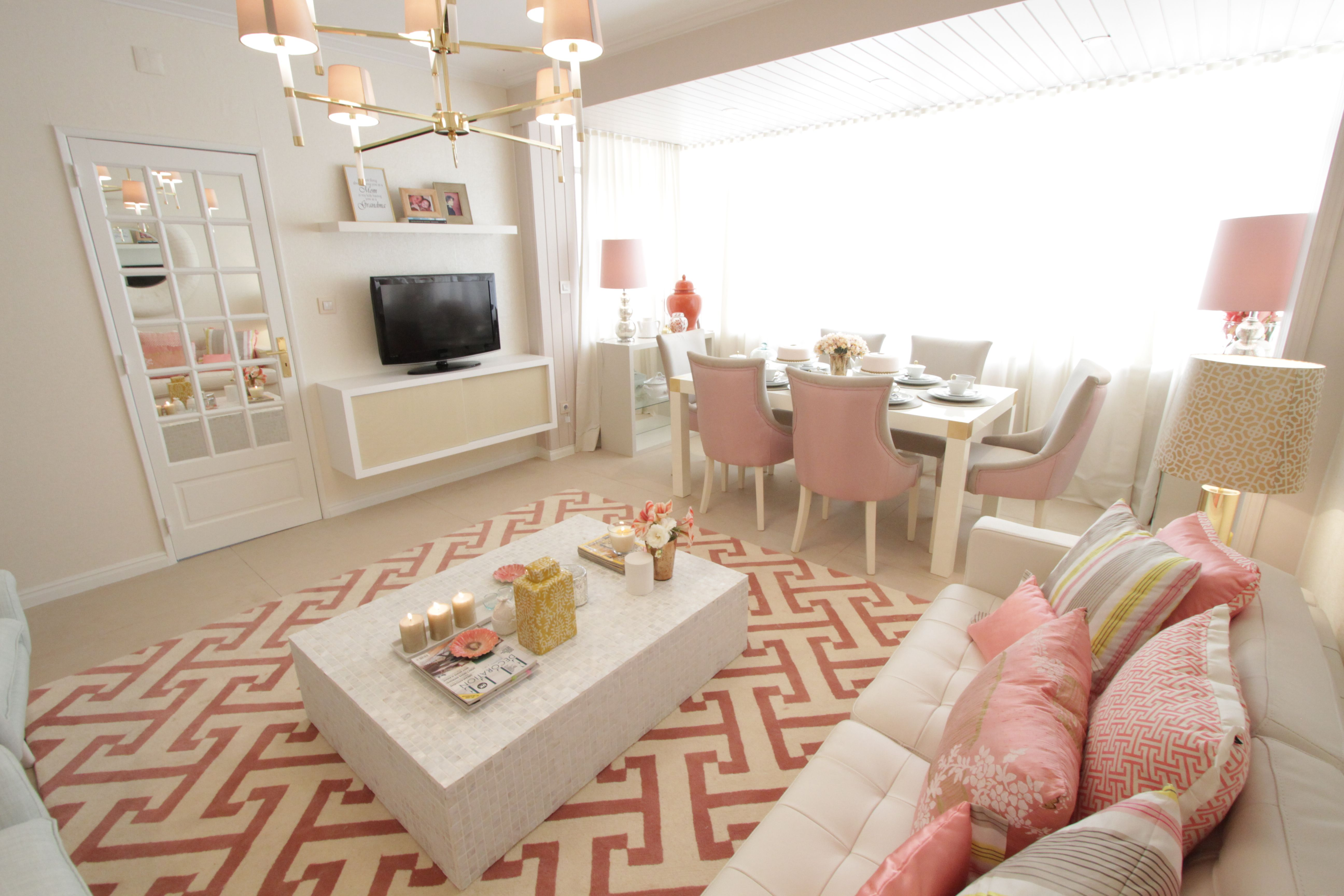 Project by Ana Antunes for the tv home makeover show - Coral ...