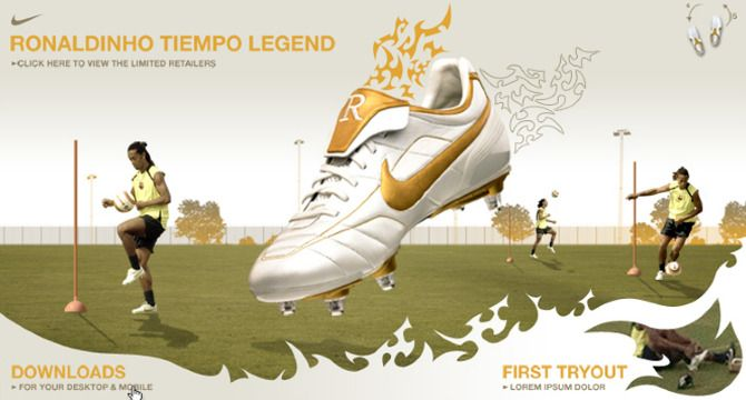 04308223e5f1 Ronaldinho R10. Tiempos are actually my favourite | My PDS Most ...
