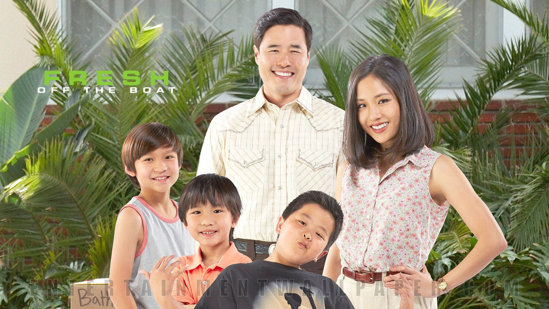 Fresh Off the Boat TV Series 2015 High Quality 4K