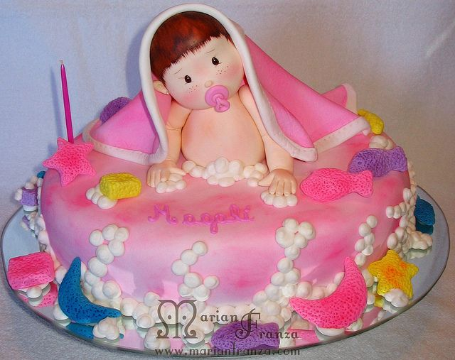 Tortas Decoradas Artesanales - Marian Franza 032 by marianfranza, via Flickr