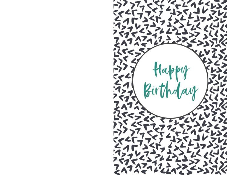 Free Printable Birthday Cards Paper Trail Design Happy Birthday Cards Printable Free Printable Birthday Cards Birthday Cards For Mom
