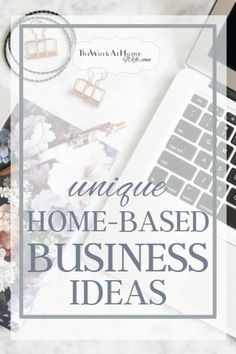 Tired of hearing the same ol' song and dance when it comes to starting a home biz? Here are some great unique home business opportunities to consider.