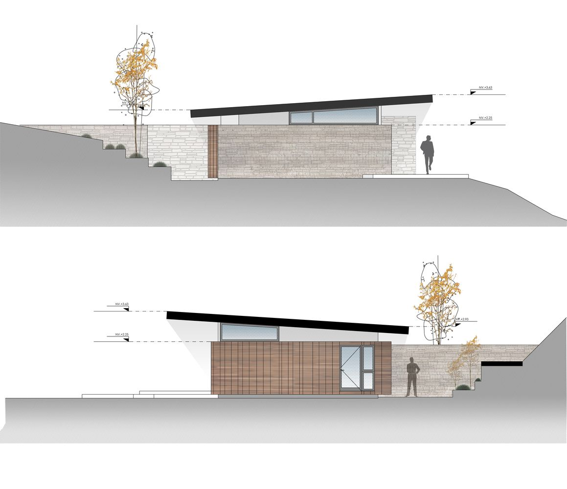 Gallery of san esteban house bedodostudio house elevation