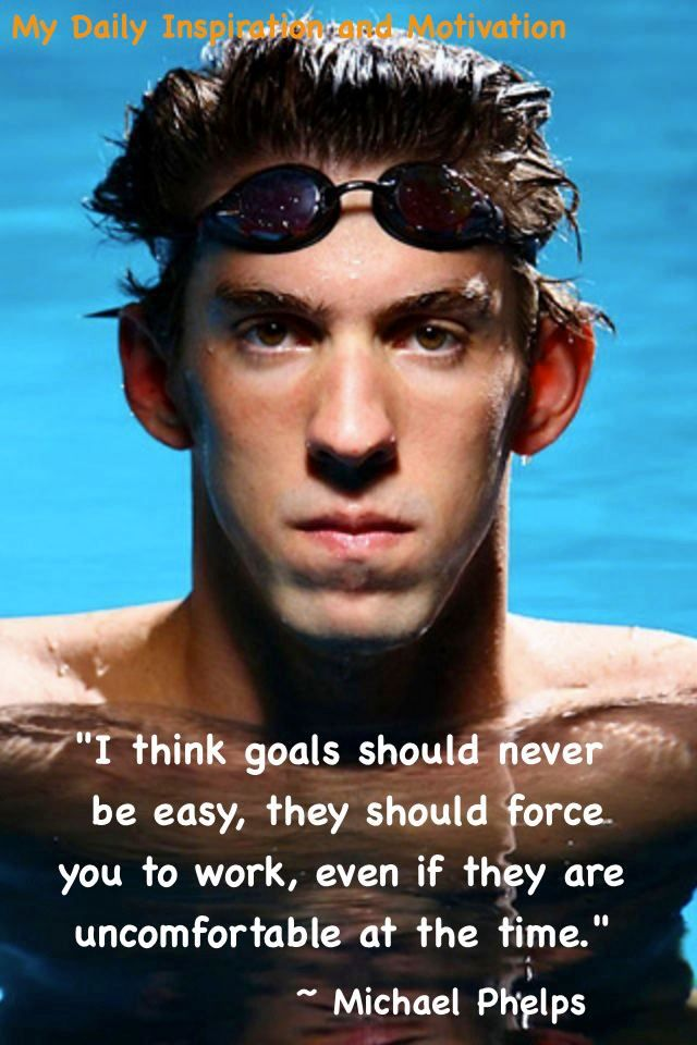 Michael Phelps Complains About Getting Fat and Being Lazy