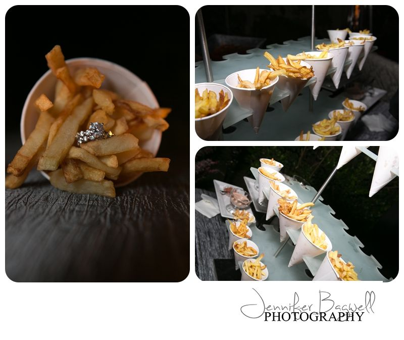 Late Night Snack Ideas For Weddings: French Fry BAr! What A Great Party Idea! Or Late Night
