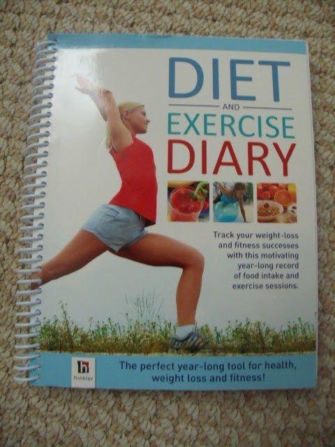 diet exercise diary