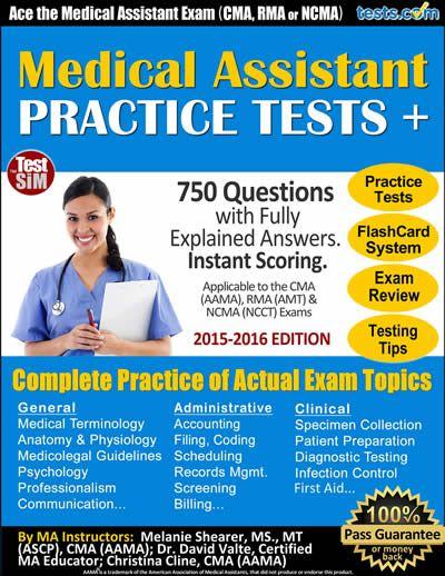 Free Medical Assistant Test Under Fontanacountryinn Com