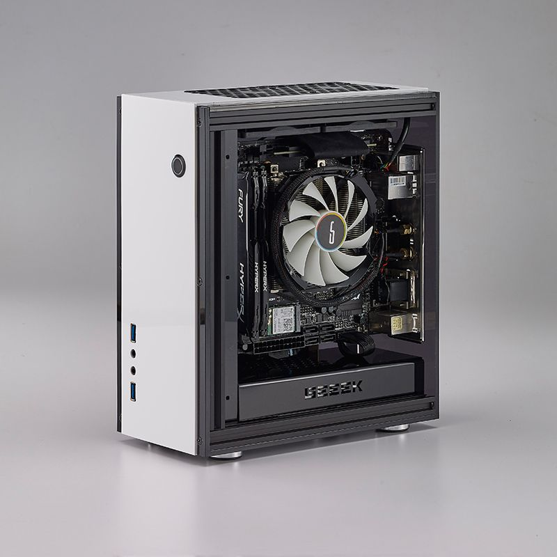 A30 mini-itx case   PC Goals   Mini itx, Small pc case, Computer case