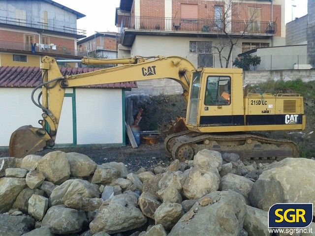 CAT 215 DLC Year 1993 Hours 9000 #usedexcavator #caterpillar #cat