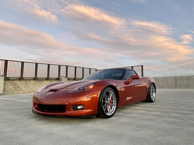 2006 Corvette Coupe For Sale In California 2006 Corvette Z06 2lz Dsom In 2020 Chevrolet Corvette Corvette 2006 Corvette
