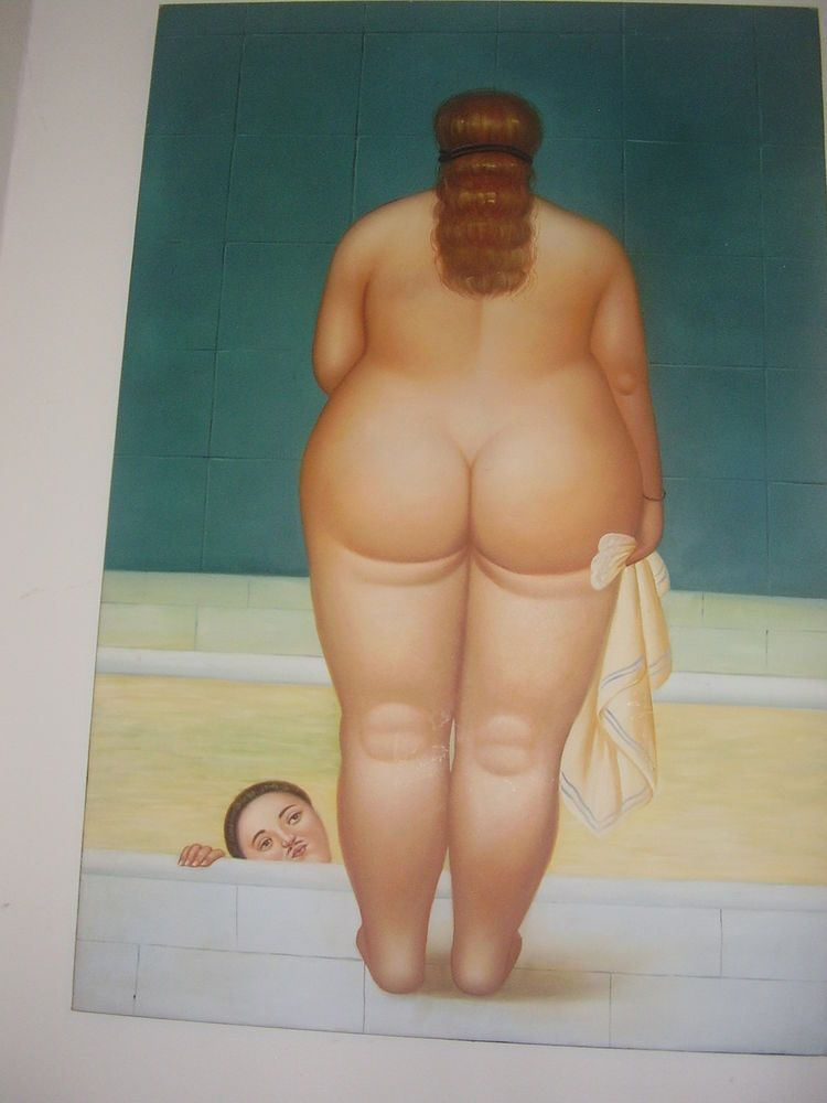 Girls naked with a deldo