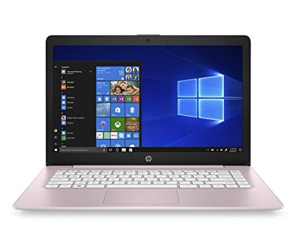 HP Stream 14inch Laptop, AMD DualCore A49120E, 4GB RAM