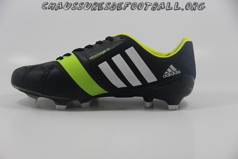 factory authentic 8506f 4fa94 ... adidas nitro charge mi nitrocharge 1.0 trx fg noir chaussures de  football crampons de football
