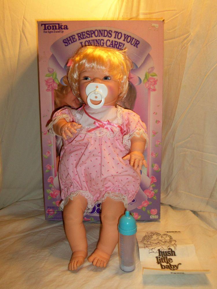 Vintage ULTRA RARE Sweet Little Baby Doll Pattern
