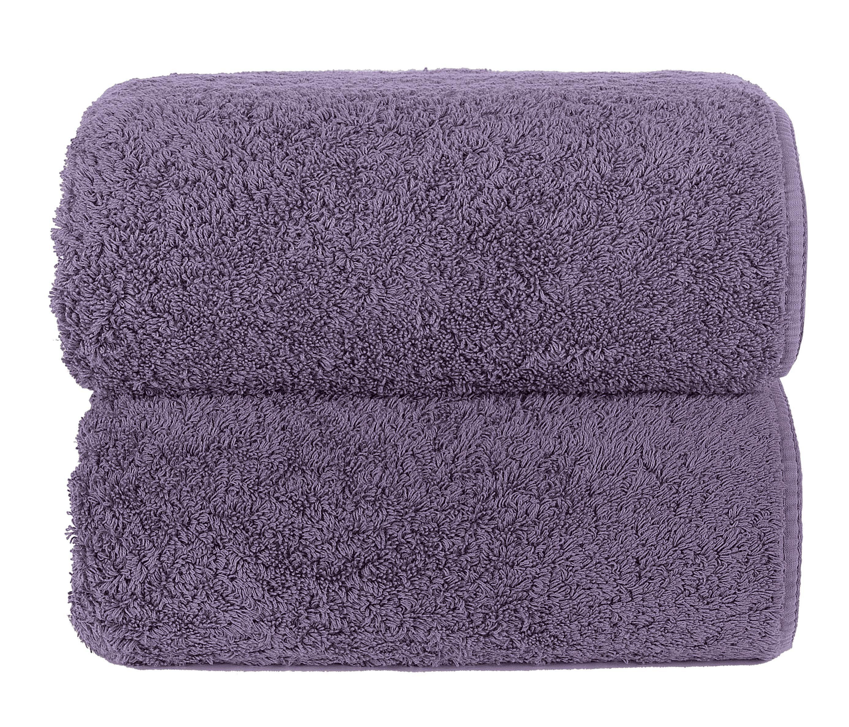 Purple Heritage Long Double Loop Towel Products Pinterest