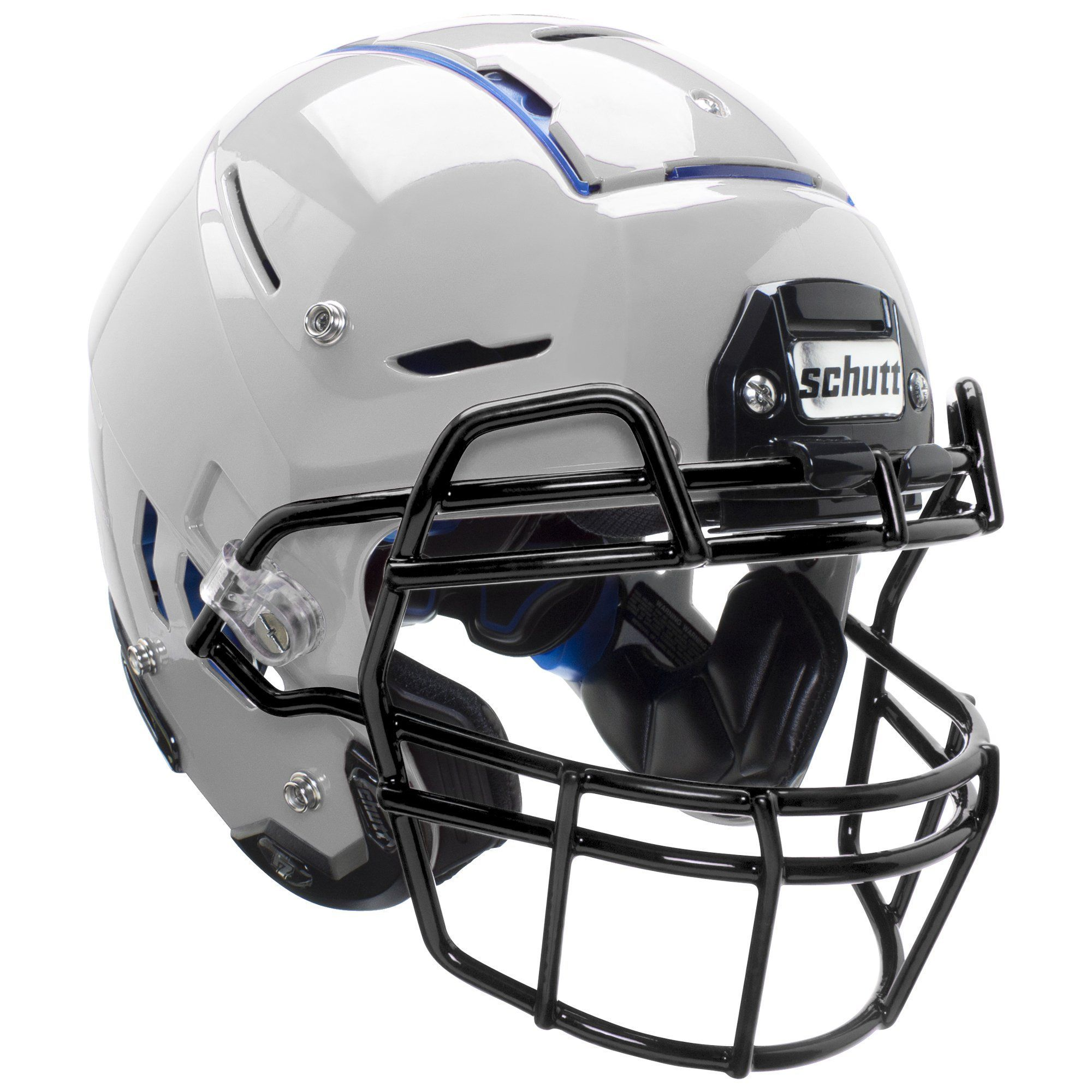 ORANGE Schutt AiR XP Pro VTD II Football Helmet ADULT LARGE w// Facemask