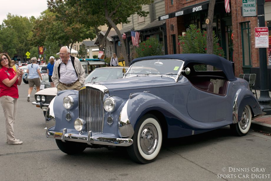 1948 Bentley Mk.Vl