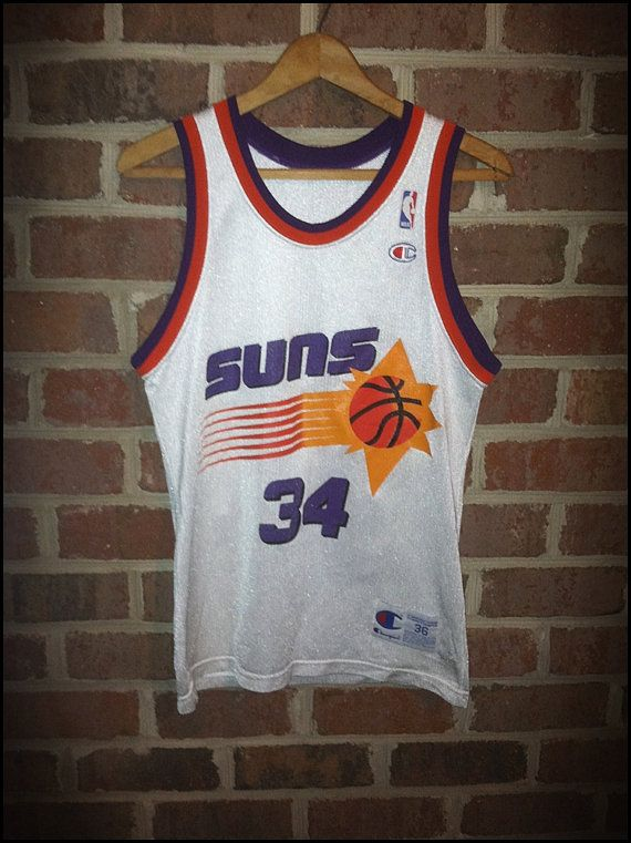 892f421eb Vintage 90's NBA Champion Charles Barkley Jersey - Size Adult Small by  CharchaicVintage, $25.00