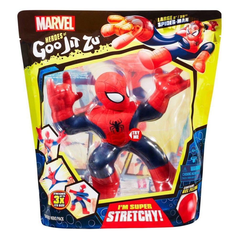 Details about  /Heroes of Goo Jit Zu Marvel Superheroes Venom Hero Pack Rare New