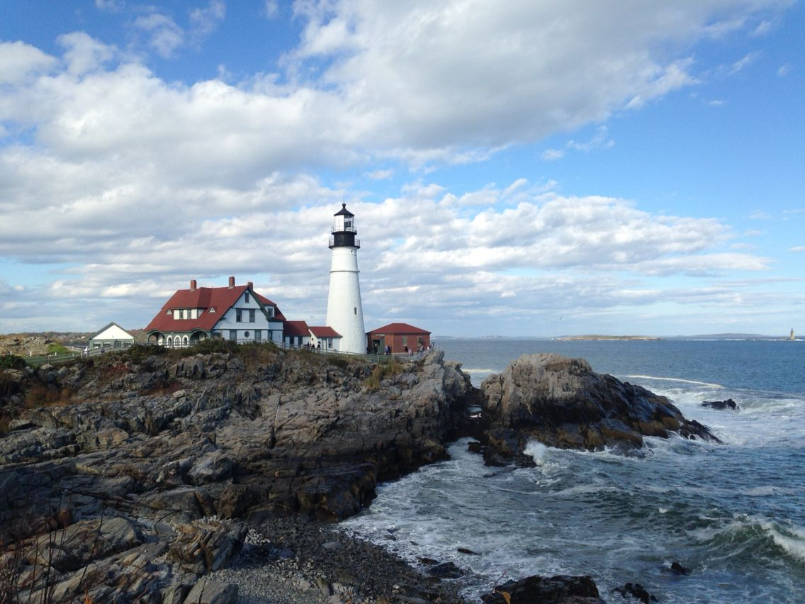 Portland Head Light Maine 2015