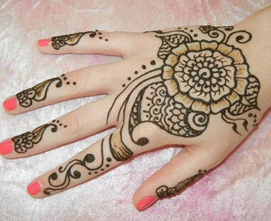 Mehndi Designs Learning Hands : Easy & simple henna designs for beginners best mehndi