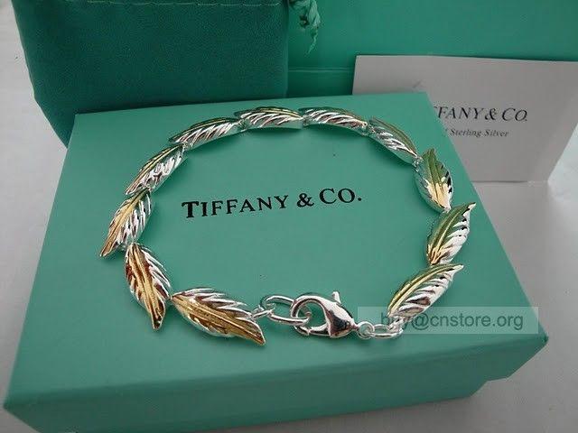Designer Tiffany Bracelet Leaf 2016