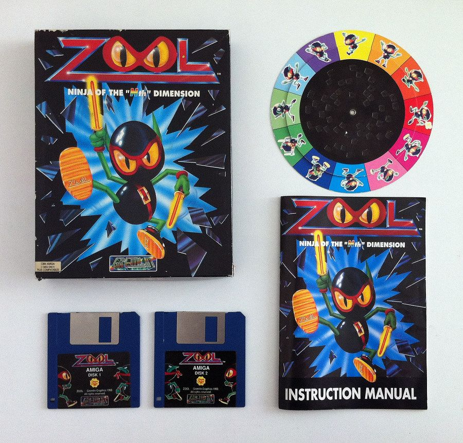 Zool (Amiga)