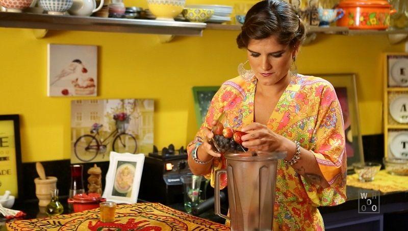 No programa desta semana, você aprende a fazer um dal de lentilha vermelha e um arroz selvagem com creme de manga