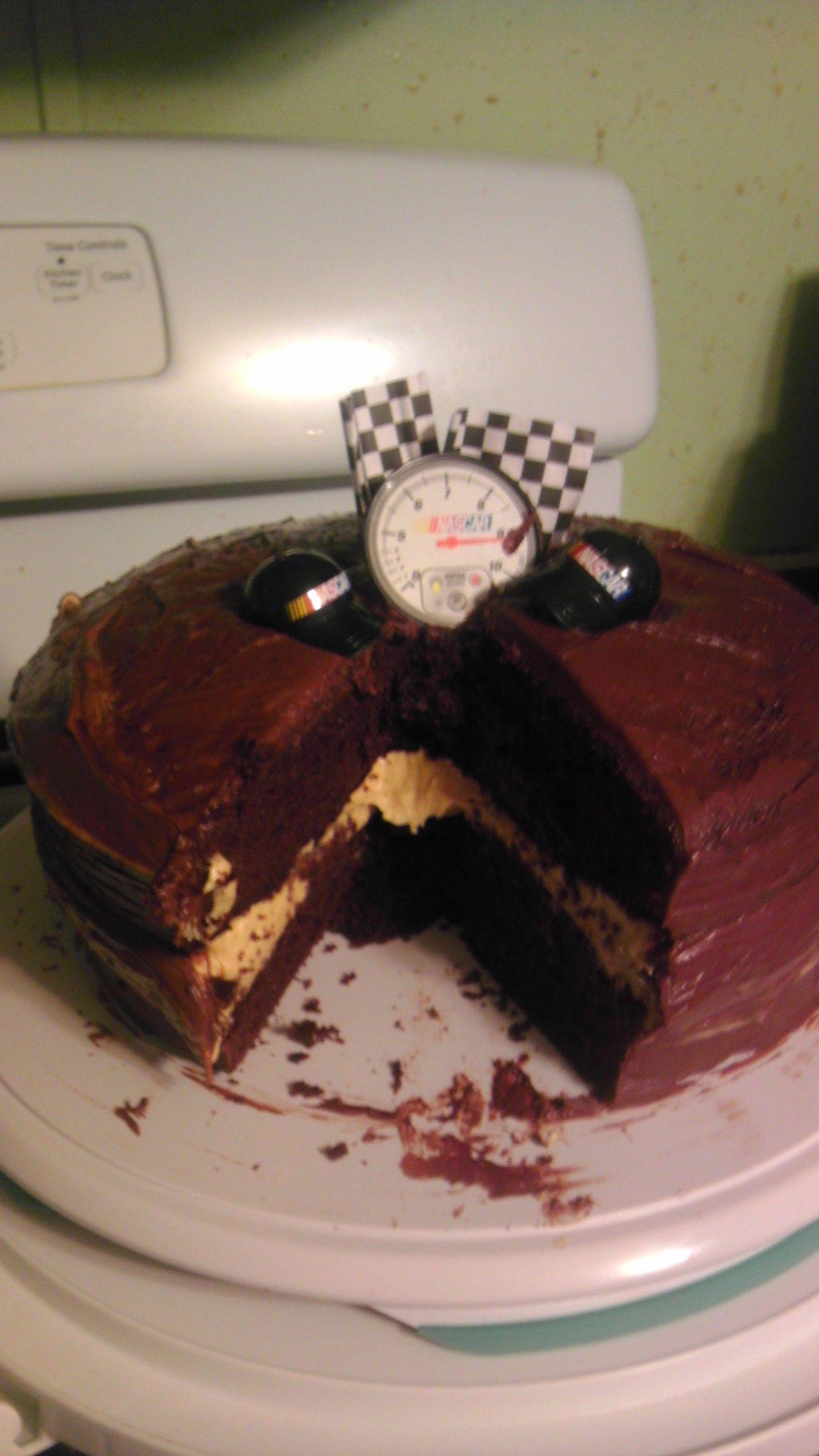 Peanut Butter Cup ~ Cake