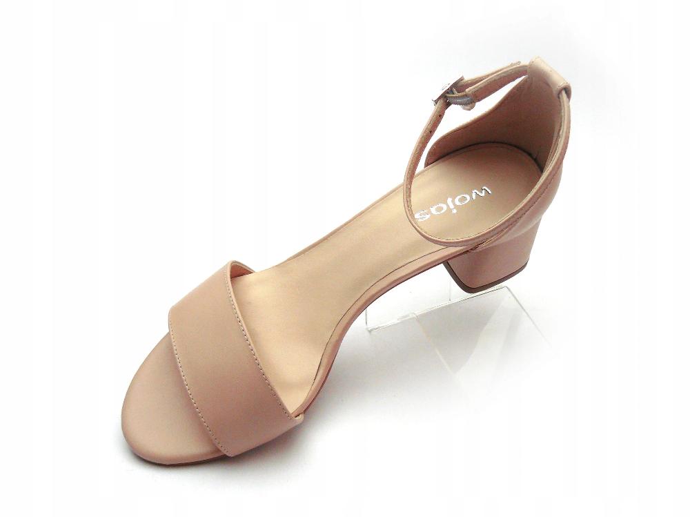 Wojas 8796 54 Eleganckie Sandaly Rozowe Rozm 37 7997397219 Oficjalne Archiwum Allegro Heeled Mules Heels Soft Summer