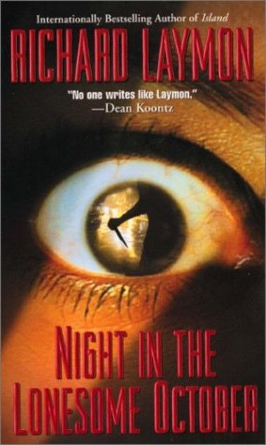 Night in the Lonesome October by Richard Laymon | LibraryThing