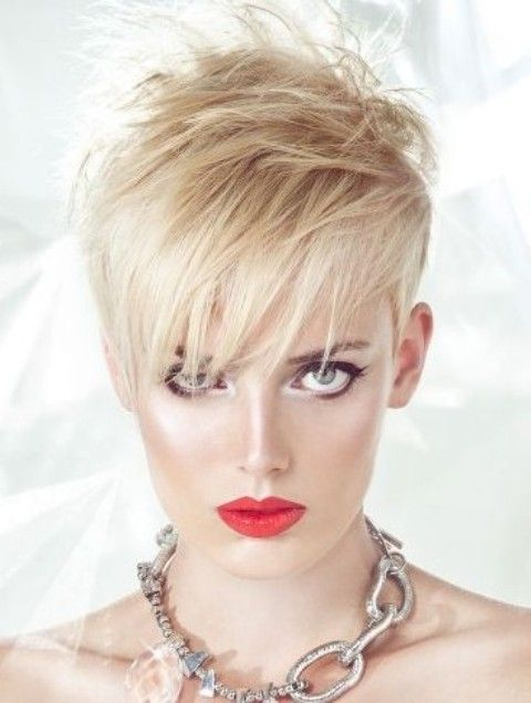 Outstanding 1000 Images About 2015 Hair On Pinterest Short Punk Hairstyles Short Hairstyles For Black Women Fulllsitofus