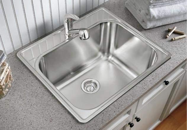 Essential 25 X 22 Drop In Laundry Sink Sink Utility Sink