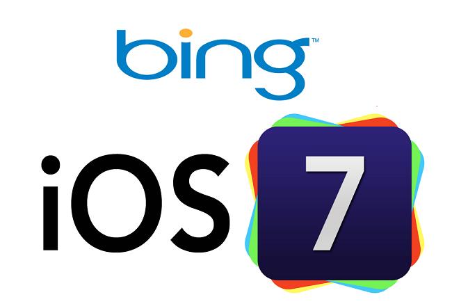 Apple se separa (más) de Google: Bing será el buscador por defecto de iOS 7  http://www.genbeta.com/p/101971